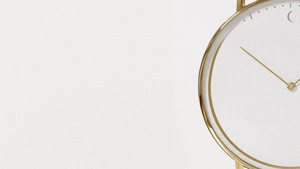 ECO-collection of watches Sandell Westkusten