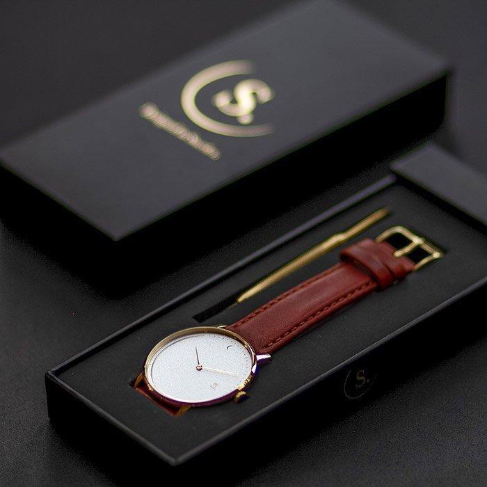ECO-collection of watches vegan strap Sweden Westkusten