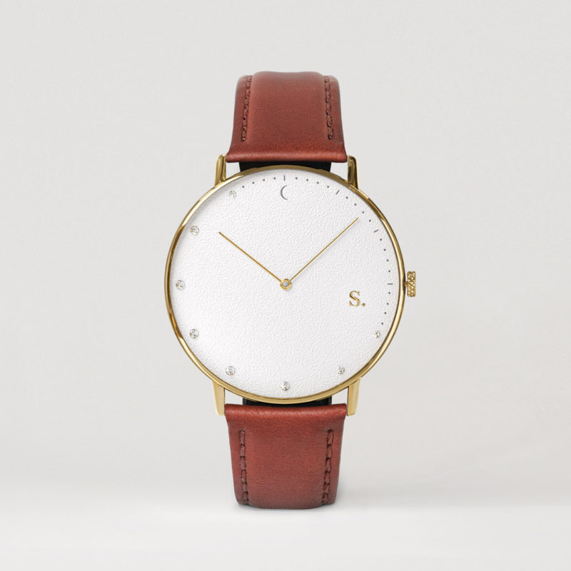 Sandell leather straps to watches