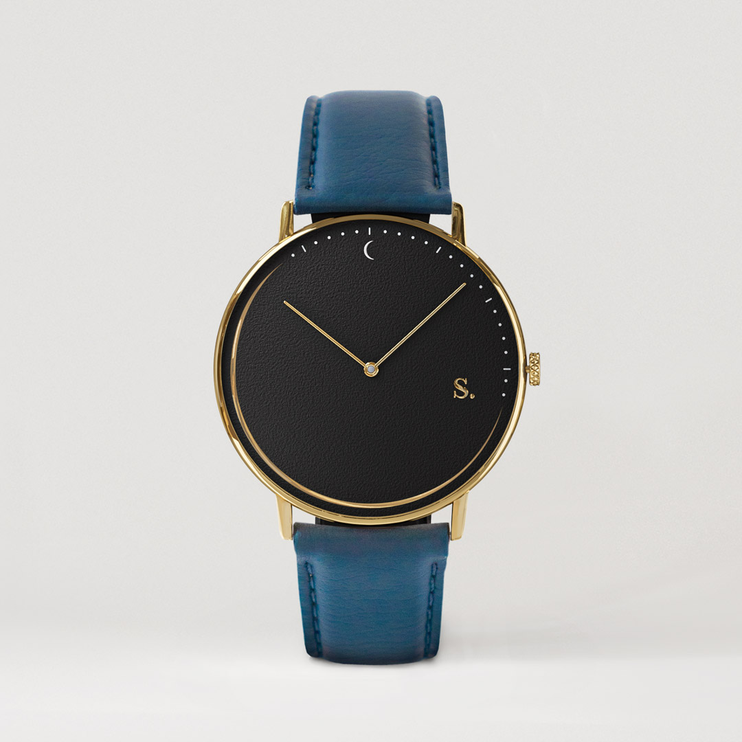 Sandell Watches with ECO-Friendly watch strap